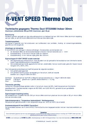preview-pdf-R-Vent SPEED, Technische specificaties
