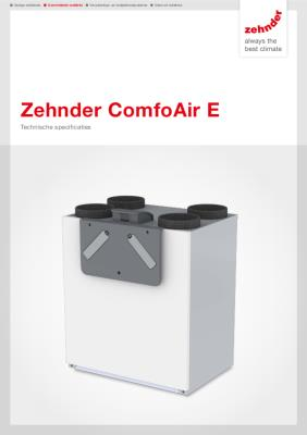 preview-pdf-ComfoAir E warmteterugwinunit