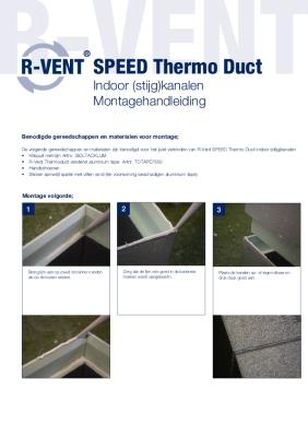 preview-pdf-R-Vent SPEED Thermo Duct, Indoor stijgkanalen
