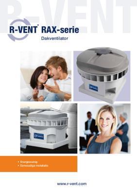 preview-pdf-R-Vent RAX  Installatiehandleiding