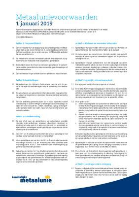 preview-pdf-Metaalunievoorwaarden NL/GB