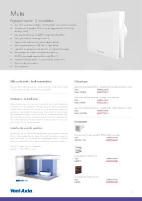 preview-pdf-Vent Axia Mute badkamerventilator