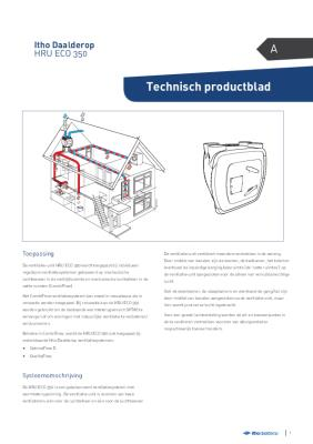 preview-pdf-HRU ECO 350 warmteterugwinunit