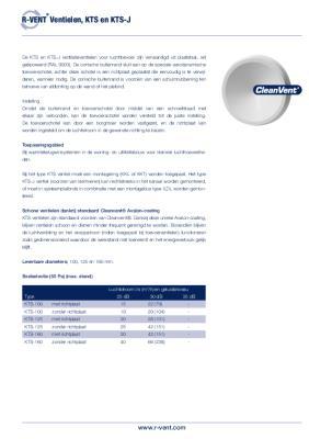 preview-pdf-R-Vent KST, Toevoer