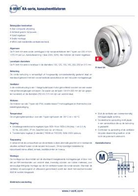 preview-pdf-R-Vent KA-serie kanaalventilatoren